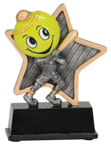 New Junior Softball Trophy