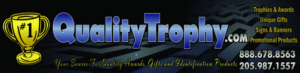 Quality Trophy Logo