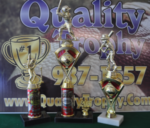 Softball Trophies Red New 2015